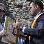 DISTINCŢIE: Cornel Dinu, cetăţean de onoare al oraşului Târgovişte