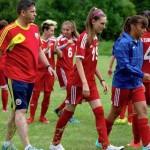 FOTBAL FEMININ: CSŞ Târgovişte s-a calificat în turul doi al Cupei Rom...