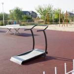 INVESTIŢIE: Parc de fitness, pus la dispoziţie gratuit de Primăria Tit...