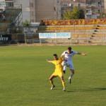 FOTBAL: Flacăra Moreni, victorie tremurată cu Gloria Gaz Metan Corneşt...