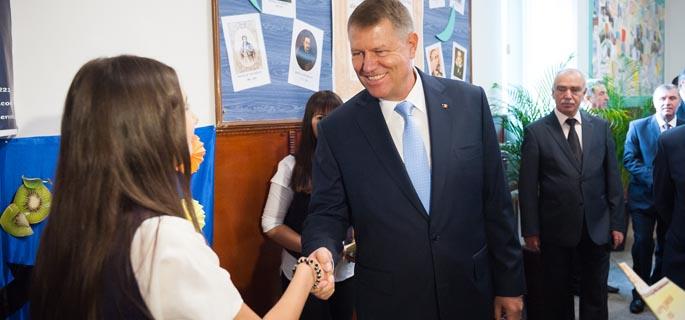 Sursa foto: Administraţia Prezidenţială