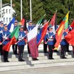 COOPERARE: Jandarmi şi poliţişti din 21 de state şi organizaţii se ant...