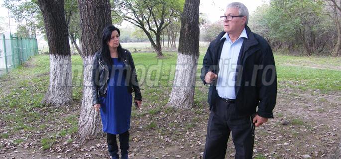 Preşedintele FNPAM, Mircea Şerbănoiu, a efectuat mai multe deplasări la Târgovişte