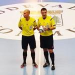 FUTSAL: Septimiu Burtescu a arbitrat în preliminariile Campionatului M...