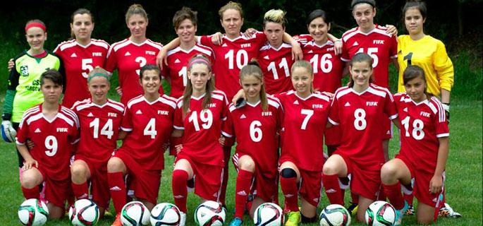 css fotbal feminin