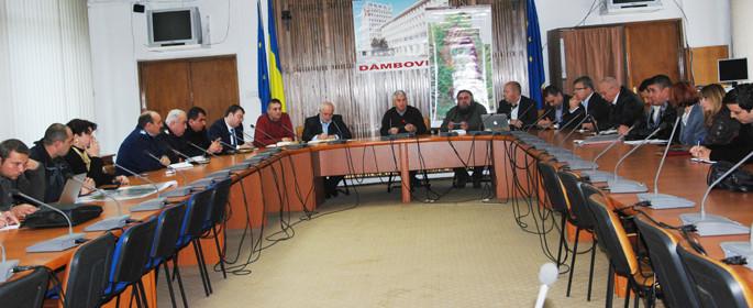 Sursa foto: Consiliul Judeţean Dâmboviţa