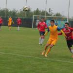 FOTBAL: Urban Titu joacă în deplasare, FC Aninoasa, acasă