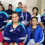 LUPTE: Maria Cioclea şi Diana Vlăsceanu, bronz la Campionatul Balcanic