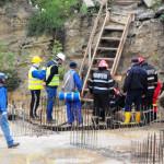 IALOMIŢA: Un muncitor a leşinat în groapa de la Palatul Administrativ ...