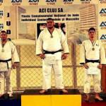 JUDO: Daniel Natea, medaliat de două ori cu aur la Naţionale