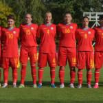 FOTBAL FEMININ: Trio dâmboviţean, convocat în echipa naţională a Român...
