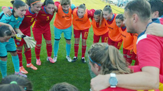 nationala fotbal feminin