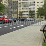 VIDEO: Primăria Târgovişte a finalizat parcarea de lângă Liceul IH Răd...