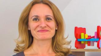 doctorul în psihologie Geanina Cucu-Ciuhan, profesor universitar și directorul Centrului Minnie Psychological