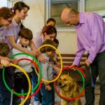 INEDIT: Copiii cu autism pot fi ajutaţi prin terapie canină şi delfino...