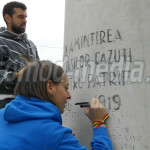 EXEMPLU: Tenorul Vlad Miriţă, voluntar întru cinstirea eroilor neamulu...