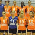 VOLEI: CSM Târgovişte, victorie în prima etapă de campionat
