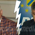 Adrian Ţuţuianu (stânga) - Gabriel Plăiaşu (dreapta)