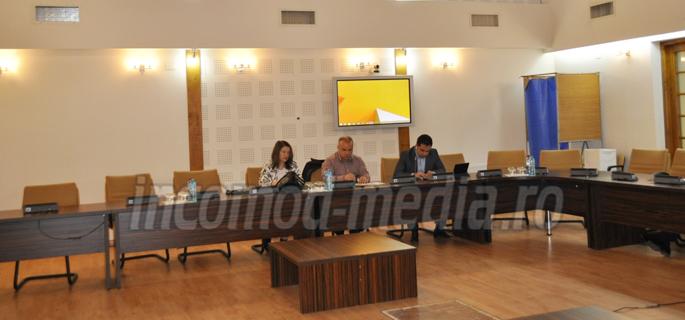 consiliul local targoviste 1