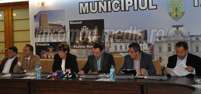 consiliul local targoviste 2