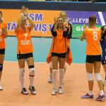 VOLEI: CSM Târgovişte a făcut instrucţie în campionat cu echipa din Cr...