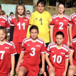 FOTBAL FEMININ: CSŞ Târgovişte şi-a respectat blazonul şi cu Buzău