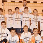 FOTBAL: Juniorii G de la Kinder, gata de luptă la turneul zonal