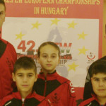 KARATE: Trei medalii de bronz la Campionatul European Wado-kai pentru ...