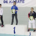 KARATE: Lavinia Olteanu de la CS Târgovişte, aur la Turneul Campionilo...