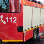 DÂMBOVIŢA: Incendiu la o fabrică de mobilă din Bâldana!