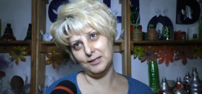 Nicoleta Casandrescu - bibliotecar Aninoasa