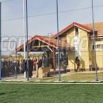 INAUGURARE: Bază sportivă modernă, pusă gratuit la dispoziţia locuitor...