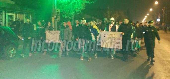 protest colectiv targoviste 1