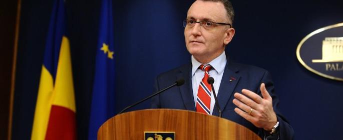 Sorin Câmpeanu, premierul interimar (Sursa foto: revistablogurilor.ro)