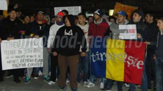 targoviste protest colectiv 1