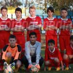 FOTBAL: Prima grupă de juniori D de la Urban Titu, invincibilă în camp...
