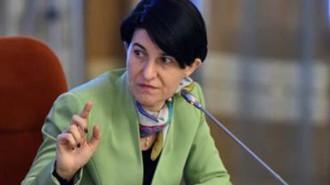 Violeta Alexandru - ministrul pentru Consultare Publică şi Dialog Civic (SURSA FOTO: Radu Tuţă / Agerpres)