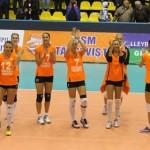 VOLEI: CSM Târgovişte, victorioasă înaintea duelului cu Alba Blaj, cam...