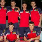 FOTBAL: Mihai Zaharia, de pe terenul de joc direct în spital!