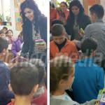 GEST: Tinerii ALDE Dâmboviţa le-au dăruit copiilor din Niculeşti cărţi...