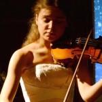 TIMP LIBER: Fascinanta violonistă Ekaterina Valiulina, în concert la B...