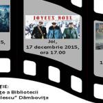 INIŢIATIVĂ: Trei seri de film în scop caritabil la Târgovişte!