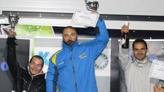 Adrian Şotîngeanu (în mijloc) - Foto: Tănase Sorin