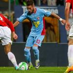FOTBAL: Cristian Cherchez, în topul celor mai buni marcatori din B2