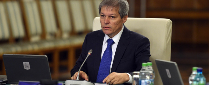 Premierul Dacian Ciloş (Sursa foto:  ziarelive.ro)