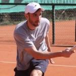 Tenis:  Laurenţiu Erlic, victorii pe linie în Campionatul Germaniei pe...