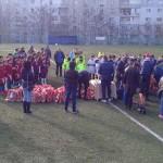 """FOTBAL: Juniorii D de la Flacăra Moreni, locul 2 la Cupa """"Moş Crăciun"""""""