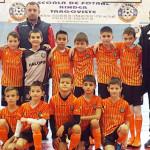 FOTBAL: Juniorii G de la Kinder Târgovişte, învingători de Ziua Naţion...