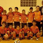 FOTBAL: Juniorii de la Kinder, victorioşi în primul meci la Memorialul...
