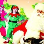 SURPRIZĂ: Moş Crăciun soseşte la Găeşti, însoţit de multe personaje de...